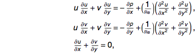 Equations with velocity and length