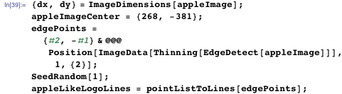 {dx, dy} = ImageDimensions[appleImage]