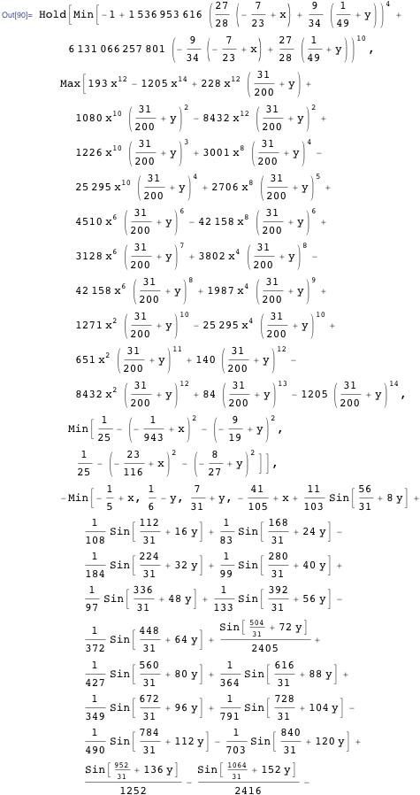 Apple with Steve Jobs bite equation ComputableData