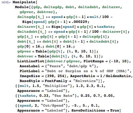Manipulate code
