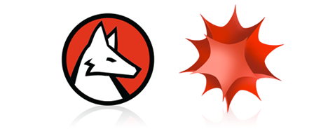 Wolfram Language and Mathematica icons