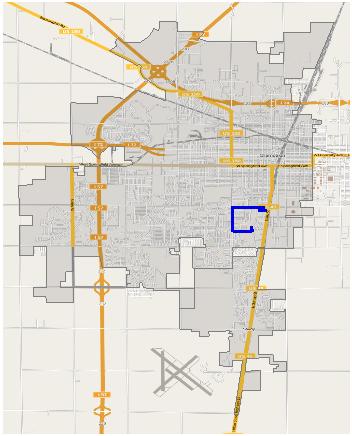 GPS example