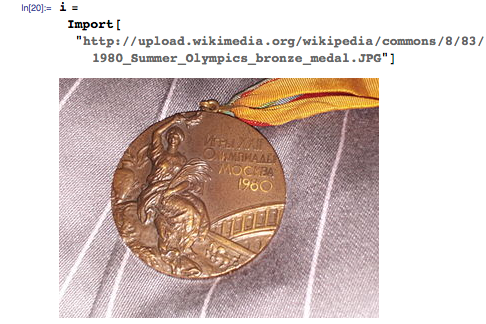 1980 Olympic Games bronze medal