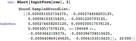 Short[InputForm[raw], 3]