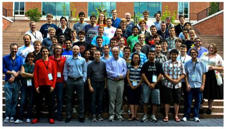 Wolfram Science Summer School 2013