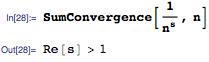 SumConvergence