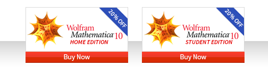 Mathematica discounts