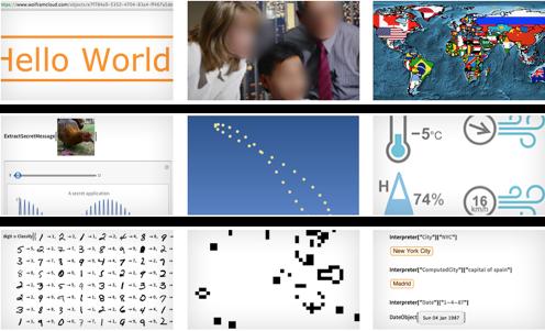 Wolfram Language Code Gallery