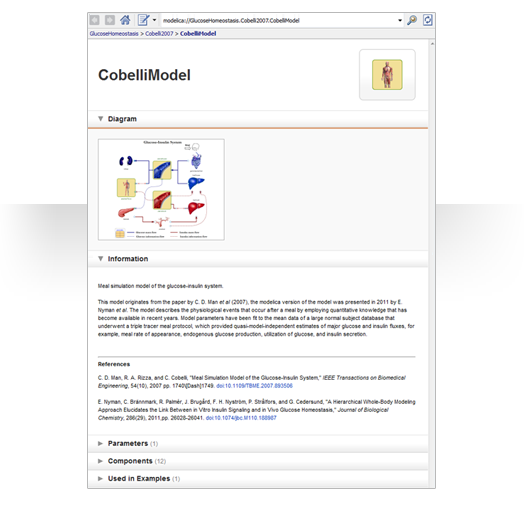 CobelliModel