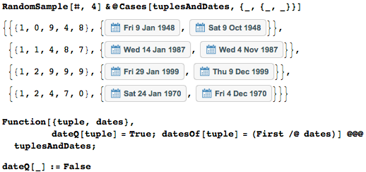 Digit sequences with two date interpretations