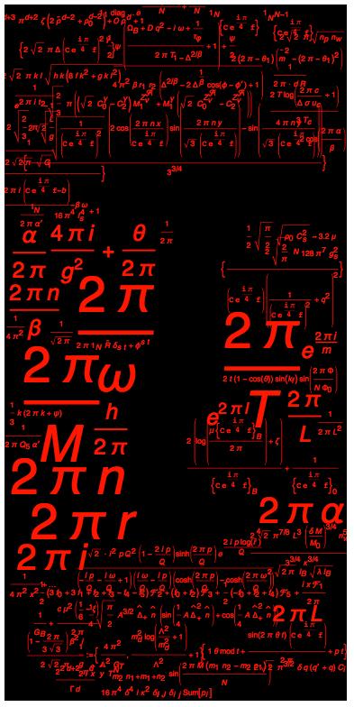 Formulas simpler in Tau