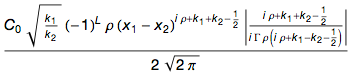 An expression that would be simpler in Tau