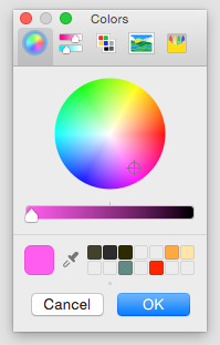 Color picker