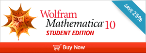 <em>Mathematica/<em> Student Edition