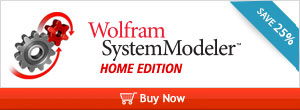 Wolfram <em>SystemModeler</em> home edition
