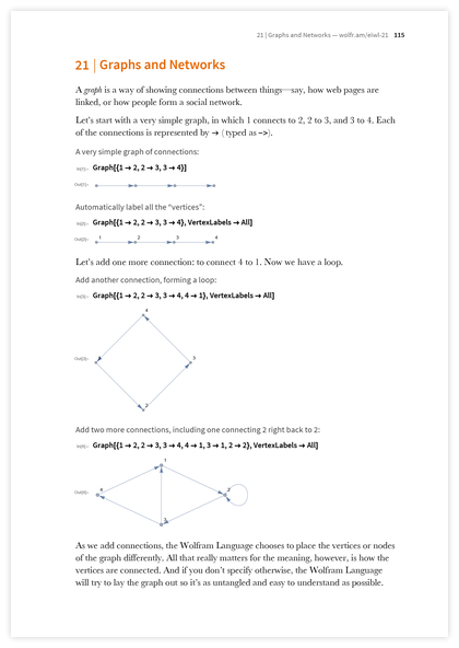 Page 115 of An Elementary Introduction to the Wolfram Language