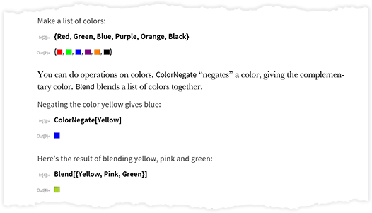 Part of page 25 of An Elementary Introduction to the Wolfram Language