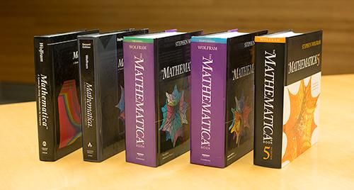 Mathematica books