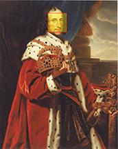 Portert van Karel I Lodewijk van de Palts
