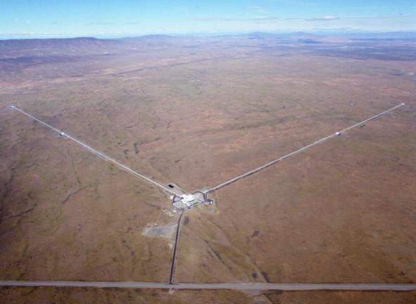 LIGO's Hanford, WA, site