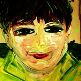 PORTRAIT OF ANTON AT THE AGE OF 10