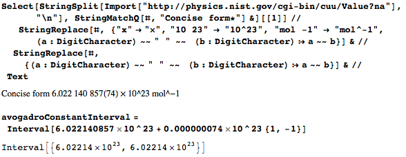 Latest CODATA value from NIST Reference on Constants, Units, and Uncertainty