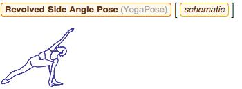Revolved Side Angle Pose