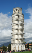 The Unleaning Tower of Pisa, courtesy of a few lines of Wolfram Language code