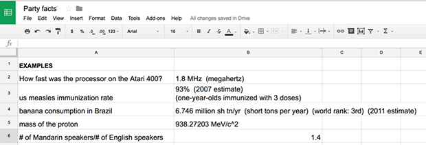 Send queries directly to Wolfram|Alpha from within Google Drive
