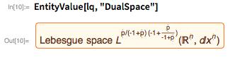 "EntityValue[lq, ""DualSpace""]"