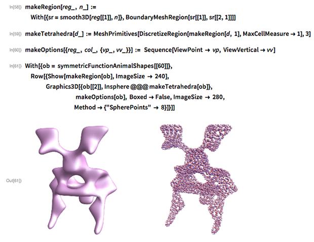 makeRegion[reg_, n_] :=   With[{sr = smooth3D[reg[[1]], n]},    BoundaryMeshRegion[sr[[1]], sr[[2, 1]]]]