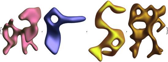 asymmetric animal shapes 3