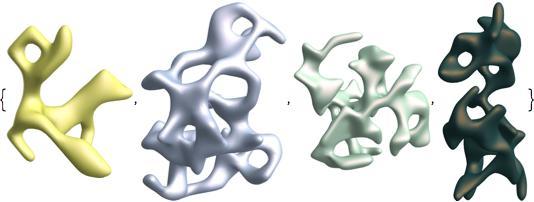 asymmetric animal shapes 4