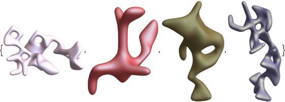 asymmetrical general shapes 2