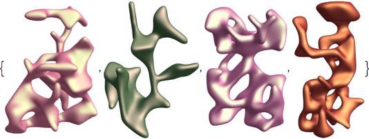 asymmetrical general shapes 3