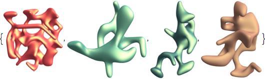 asymmetrical general shapes 4