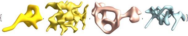 symmetric general shapes 3