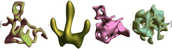 symmetric general shapes 4