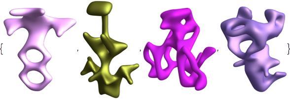 symmetric general shapes 5