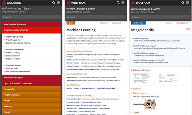 Wolfram Language documentation