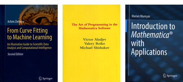 Application Books Set 1