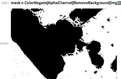 mask = ColorNegate[AlphaChannel[RemoveBackground[img]]]