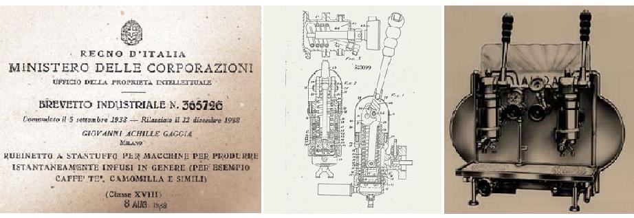 Original espresso maker