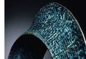 Hilbert Curve sculpture