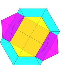 Borromean ring graphic