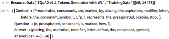 Wolfram Language code using functions