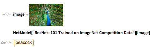 ResNet-101 Trained on ImageNet Competition Data