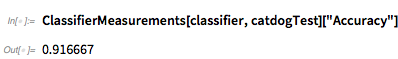 ClassifierMeasurements (Accuracy)