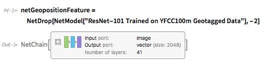 ResNet-101 Trained on YFCC100m Geotagged Data