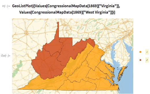 Virginia/West Virginia